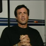 Sylvester Stallone states they are waiting for the right project to work on together. Still waiting