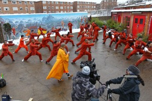 At the Shaolin Temple in London
