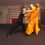 Claws vs Shaolin
