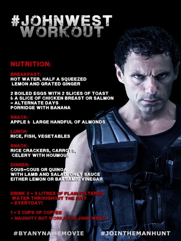 John West Nutrition Plan