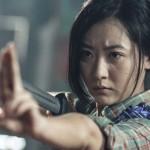 Michelle Bai as Sinn Ying means business