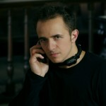 Fabien wishes he could send the Filmmaker to his voicemail