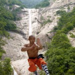 Shifu Yan Lei mountain fu 1