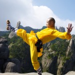 Shifu Yan Lei mountain fu 3