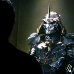 Shredder is the leader of the sinister Foot Clan