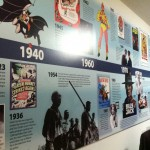 A historical timeline of the arts at the MAHM