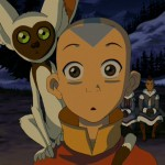 Aang and Momo hear some startling news