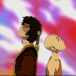 Aang and Zuko finally learn to the essence of Firebending