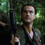 Agent Nico in the jungle