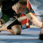 Building neck strength all important in MMA