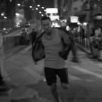 Ching Fai on the run