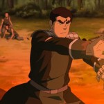 Dont challenge Bolin to a Lavabending match