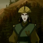 In another life Aang was known as Avatar Kyoshi.