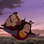 Jinora leads the search for the Avatar...