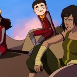 Korra is ready to be the Avatar once more