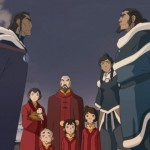 Korras father and uncle has a complicated history