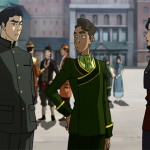 Mako is losing patience with Prince Wu