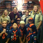 Martial Arts History Museum school visit