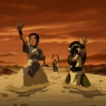 Team Avatar holds off the Fire Nation conquest of Ba Sing Se
