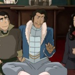 Varrick has some business advice for Asami