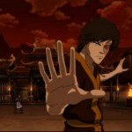 Zuko is ready for anything