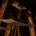 Zuko realizes his true path lies with the Avatar...