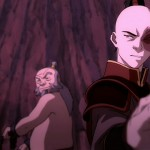 Zuko will never leave the side of his Unlce Iroh
