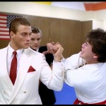 JCVD as Ivan the Russian makes an impression on the local dojo