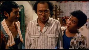 L R Tsui Hark John Shum and Mang Hoi