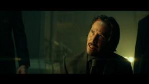 John Wick Keanu Reeves yeah Im thinkin Im back