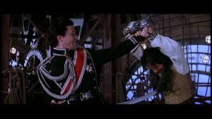 Lord Rathbones swordsmanship knows no equal