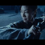 Michelle Yeoh as former assassin Drizzle