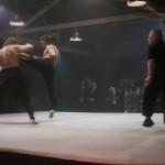 Nick kicks out at shootfighting