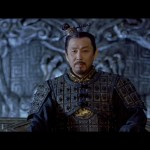 The Qin Emperor is hoping for good news