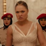 Furious 7 Ronda Rousey Death Stare