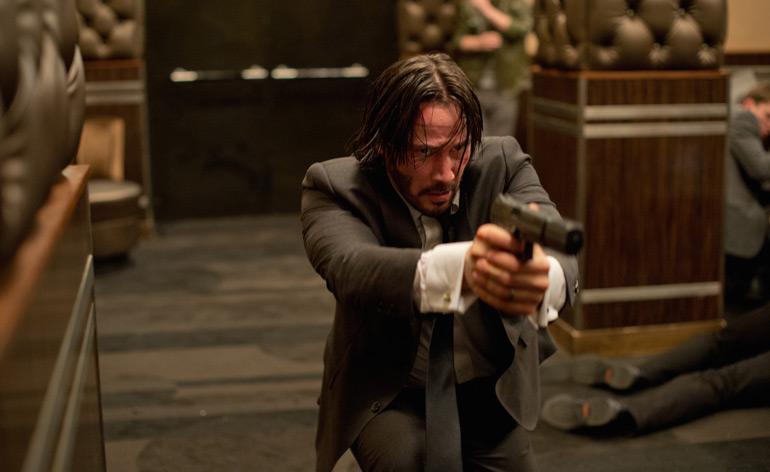 John Wick Keanu Reeves