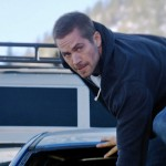 Paul Walker Furious 7 Brian prepares to make a daring leap
