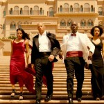 Paul Walker Michelle Rordiguez Vin Diesel Tyrese Gibson Nathalie Emmanuel Ludacris Furious 7 Going undercover