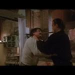 Richie and Gino choke it out