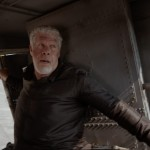 Ron Perlman plays the ruthless crime boss Dragovic