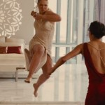 Ronda Rousey Michelle Rodriguez Furious 7 Letty has to get past Kara