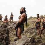 Te Kohe Tuhaka Awaiting his tribes prey