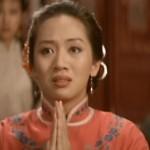 Anita Mui is at her funniest as Wong Fei Hungs mum Ling