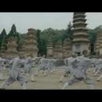 As in the 1982 film the Shaolin burial ground is used as a location