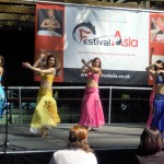 Belly Dancing at Festival Asia