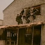 Jackie Chans stunt team take the falls