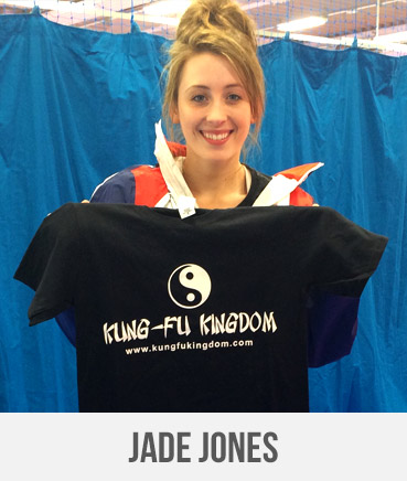 Jade Jones KFK