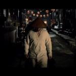 Ryan Robbins as Raiden readies himself for Mortal Kombat