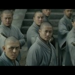 The Shaolin Monks are sworn to protect their temple