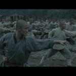 The monks training in time